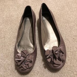 Clarks | Leather Ballet Pump | size 7.5